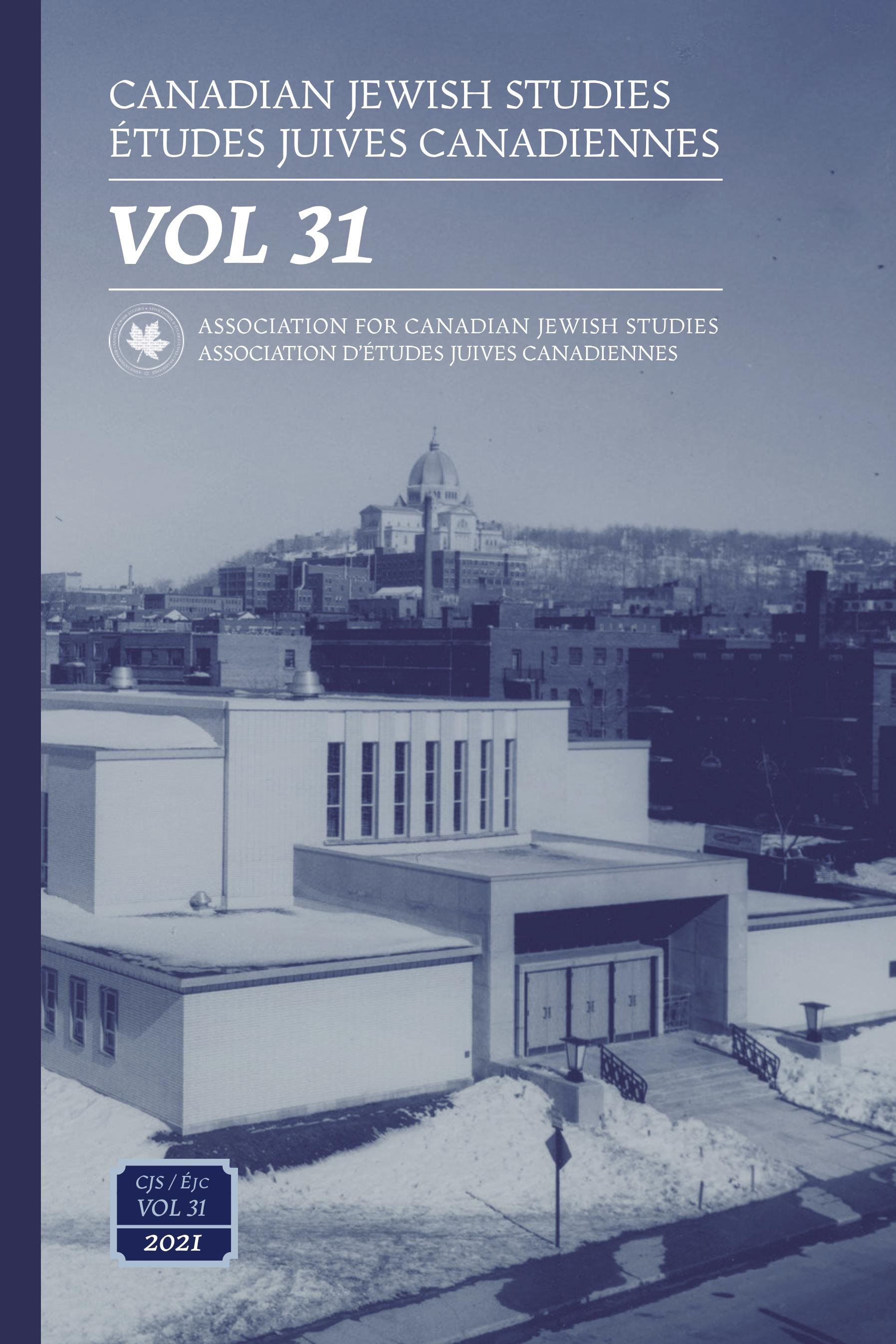 View Vol. 31 (2021): Spring 2021